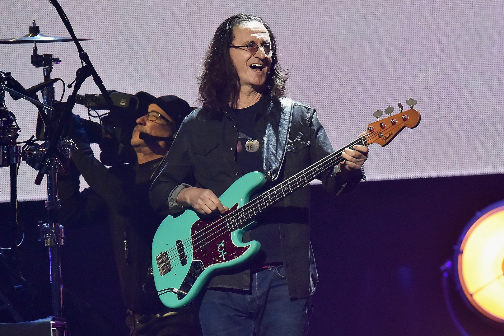 Watch Rush's Geddy Lee Jam to Tool's 'Schism'
