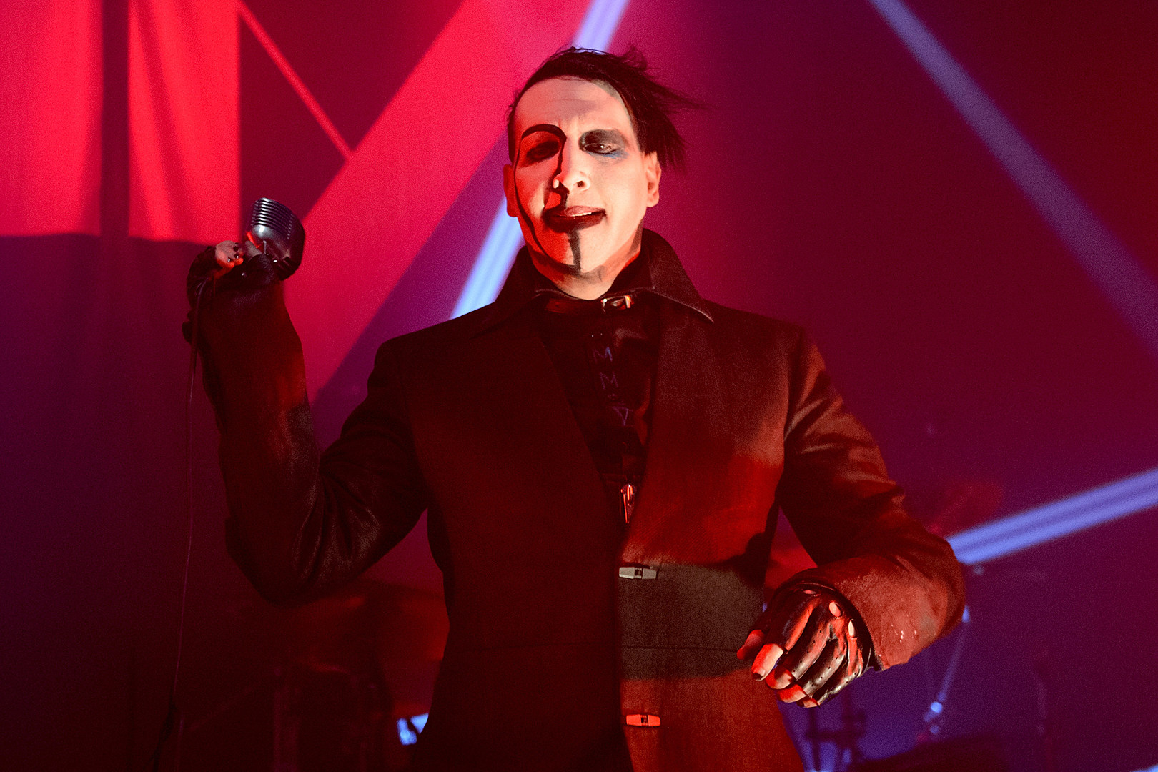 Marilyn Manson Might Be Teasing a New Album