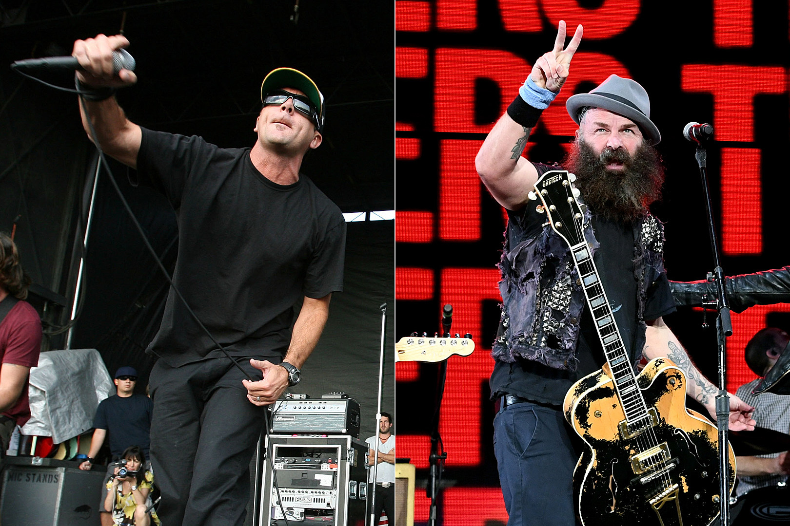 Pennywise + Rancid Lead Inaugural Gnarlytown Action Sports + Punk Festival