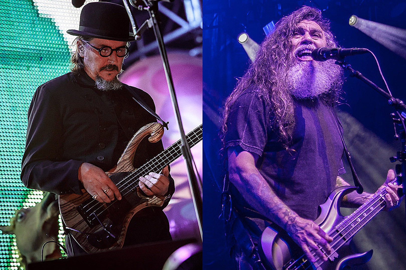 Les Claypool: Primus Will Open on Slayer's Final Shows