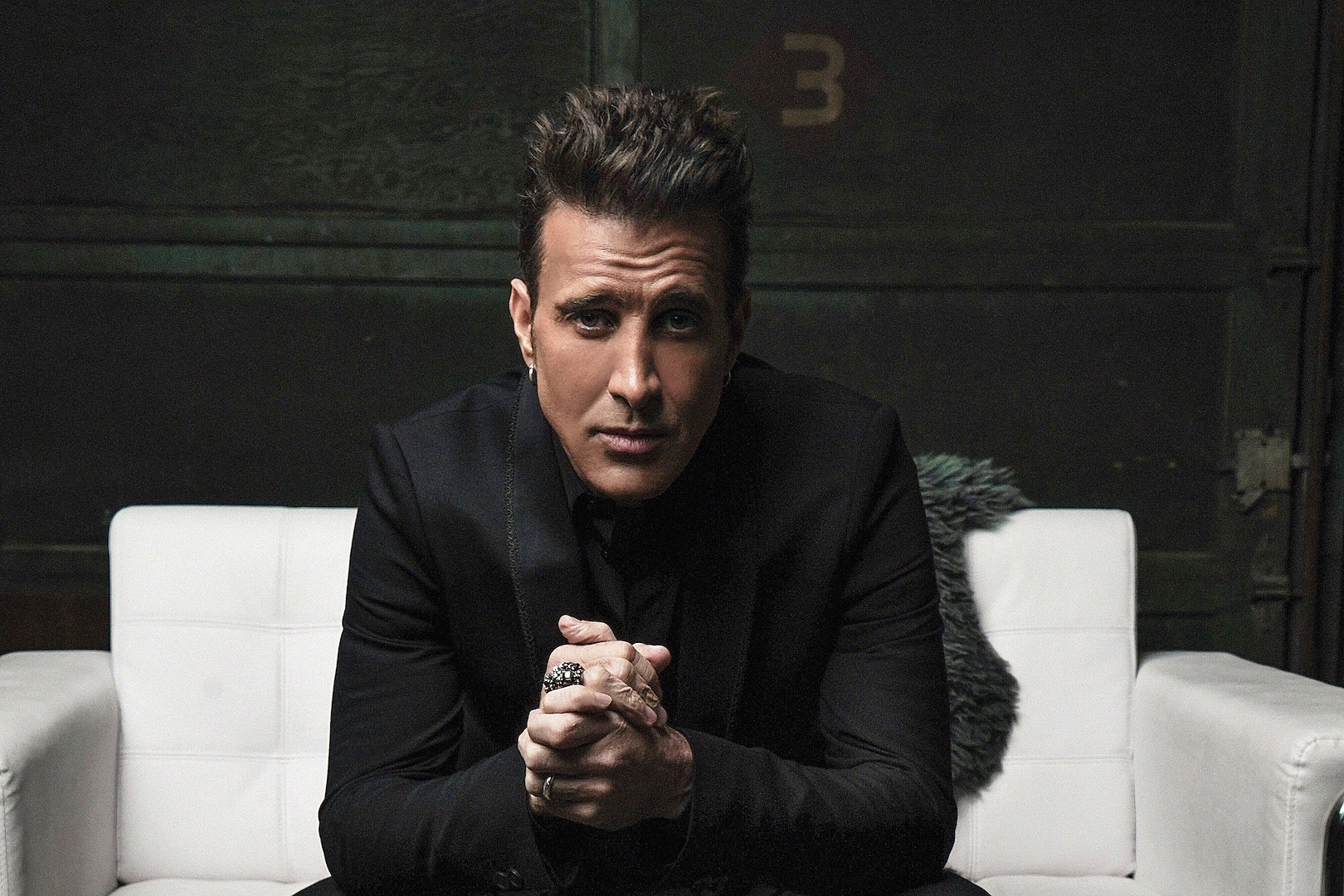 Scott Stapp Announces Solo Album + Releases New Song 'Purpose for Pain'