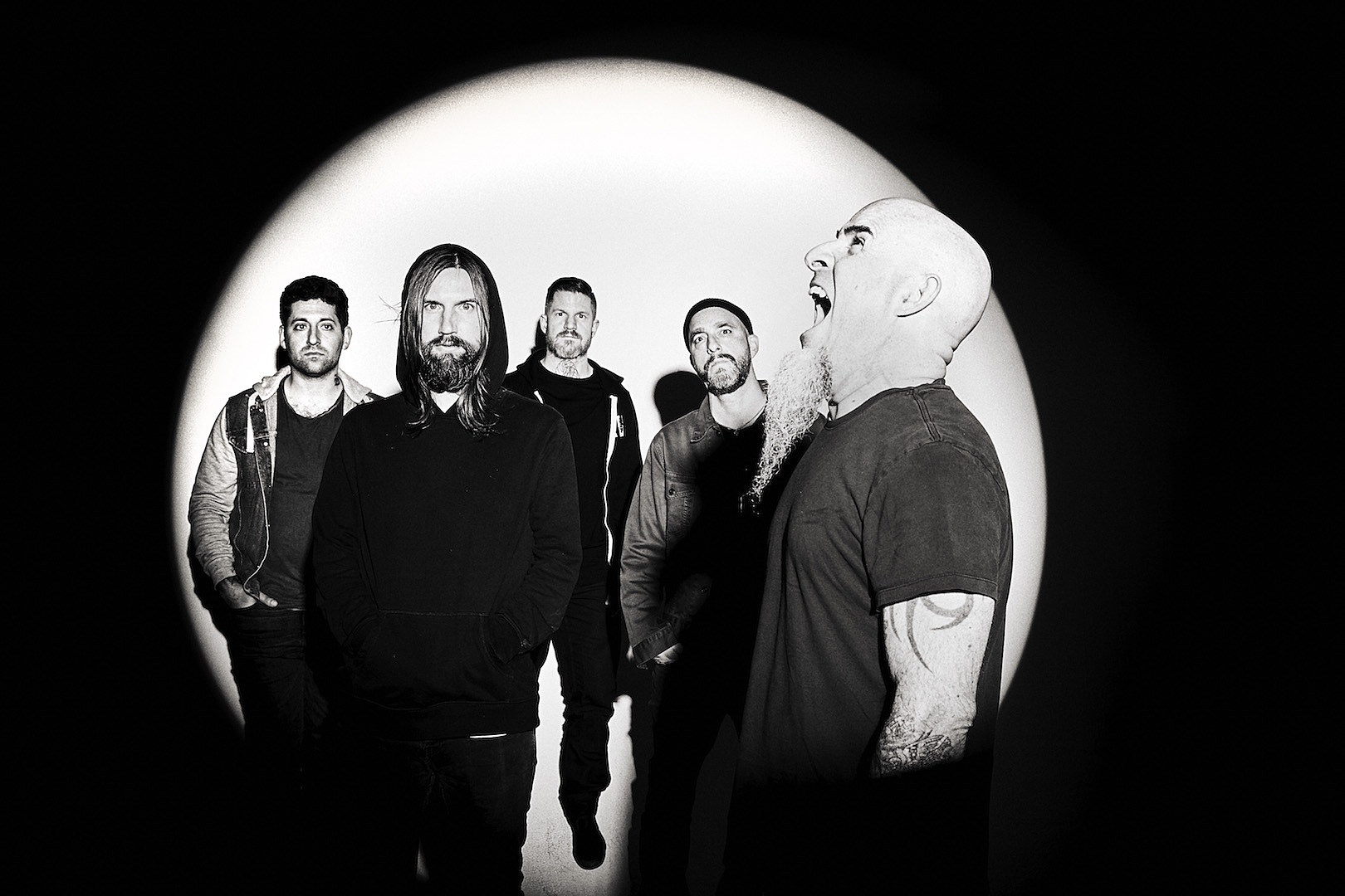 The Damned Things Share New Track 'Something Good'