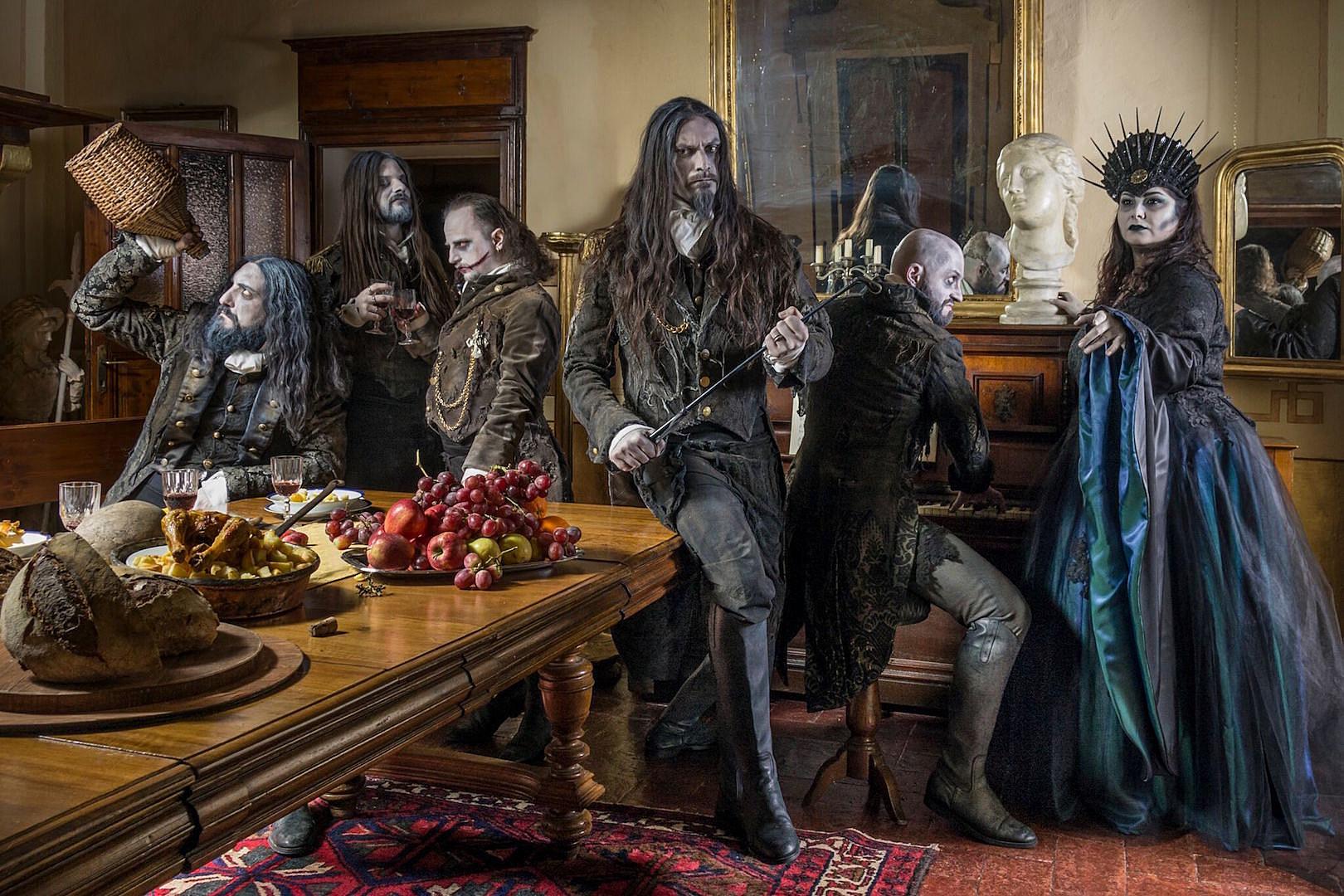 Fleshgod Apocalypse Recruit Classical Quartet for 2020 Tour