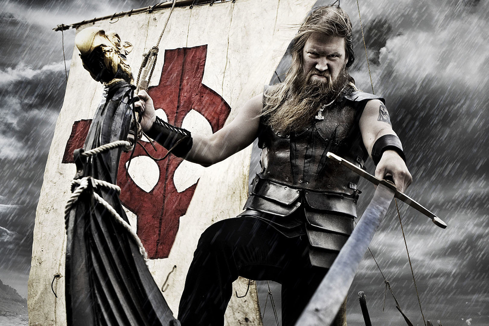 Amon Amarth's Johan Hegg: Why I Love MMA Training