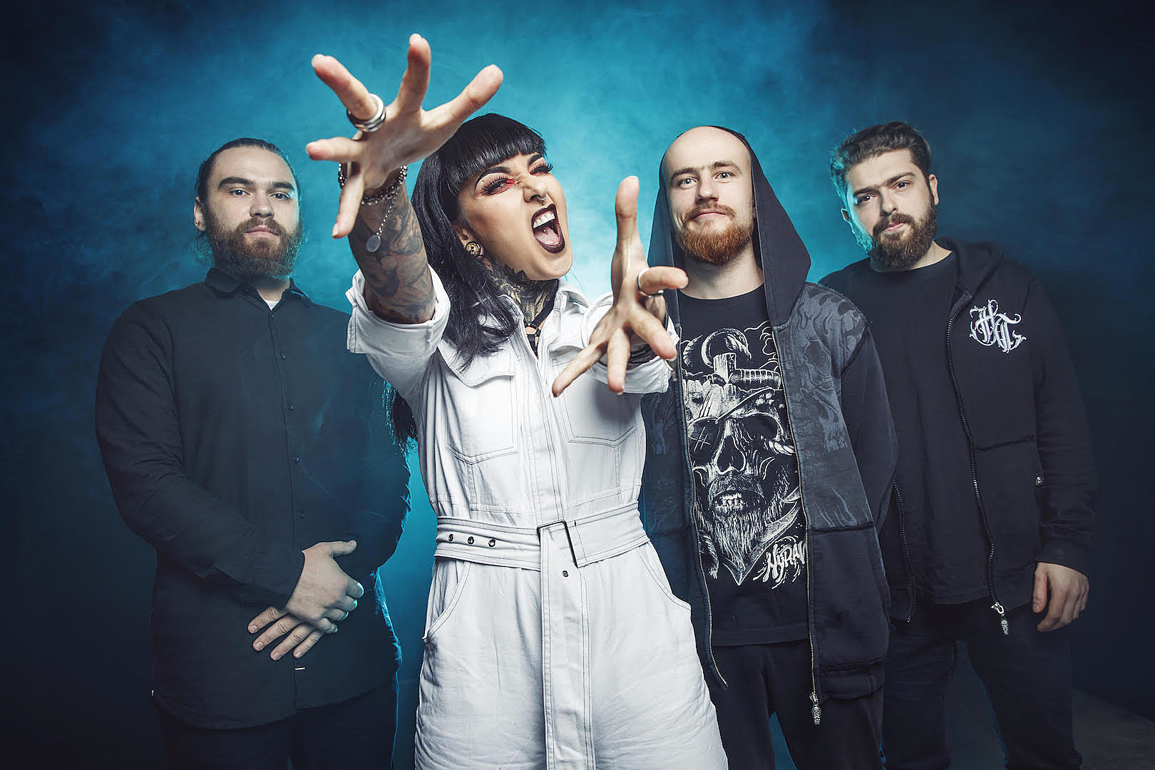 Jinjer Announce Fall 2019 Headlining Tour With The Browning