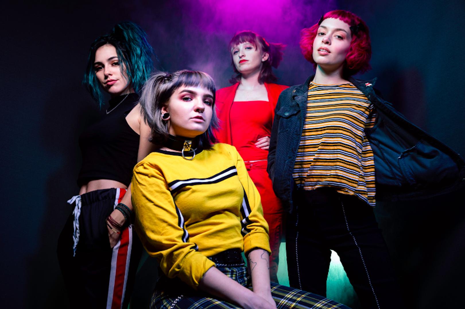 Doll Skin Announce New Album + Drop Vengeful Single 'Mark My Words'