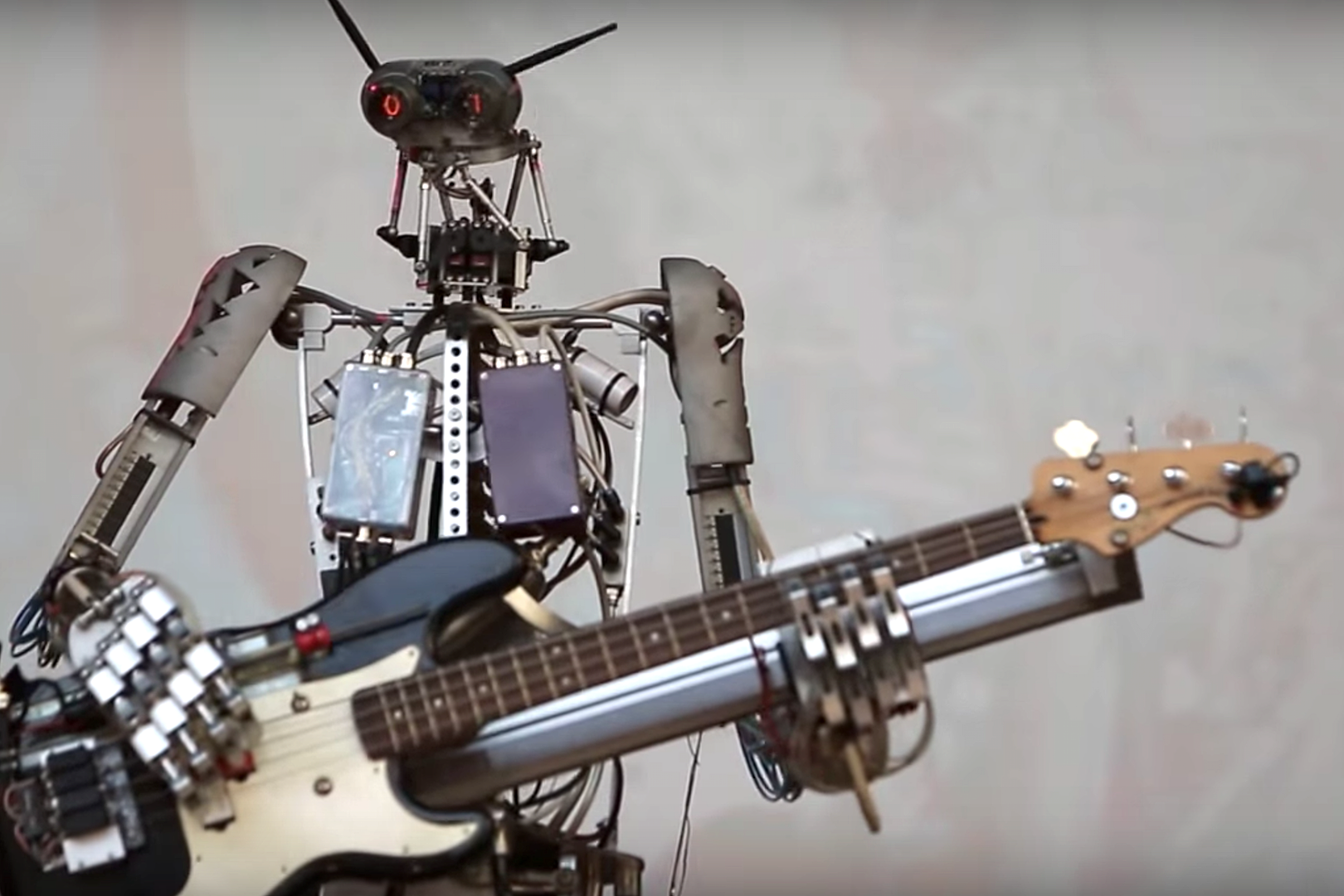 Here's What Artificial Intelligence-Generated Death Metal Sounds Like