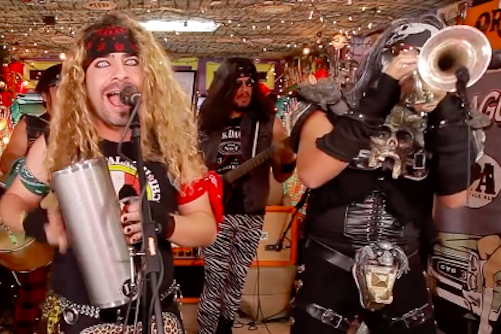 Watch This Mariachi Band Cover 11 of Your Favorite Rock + Metal Songs