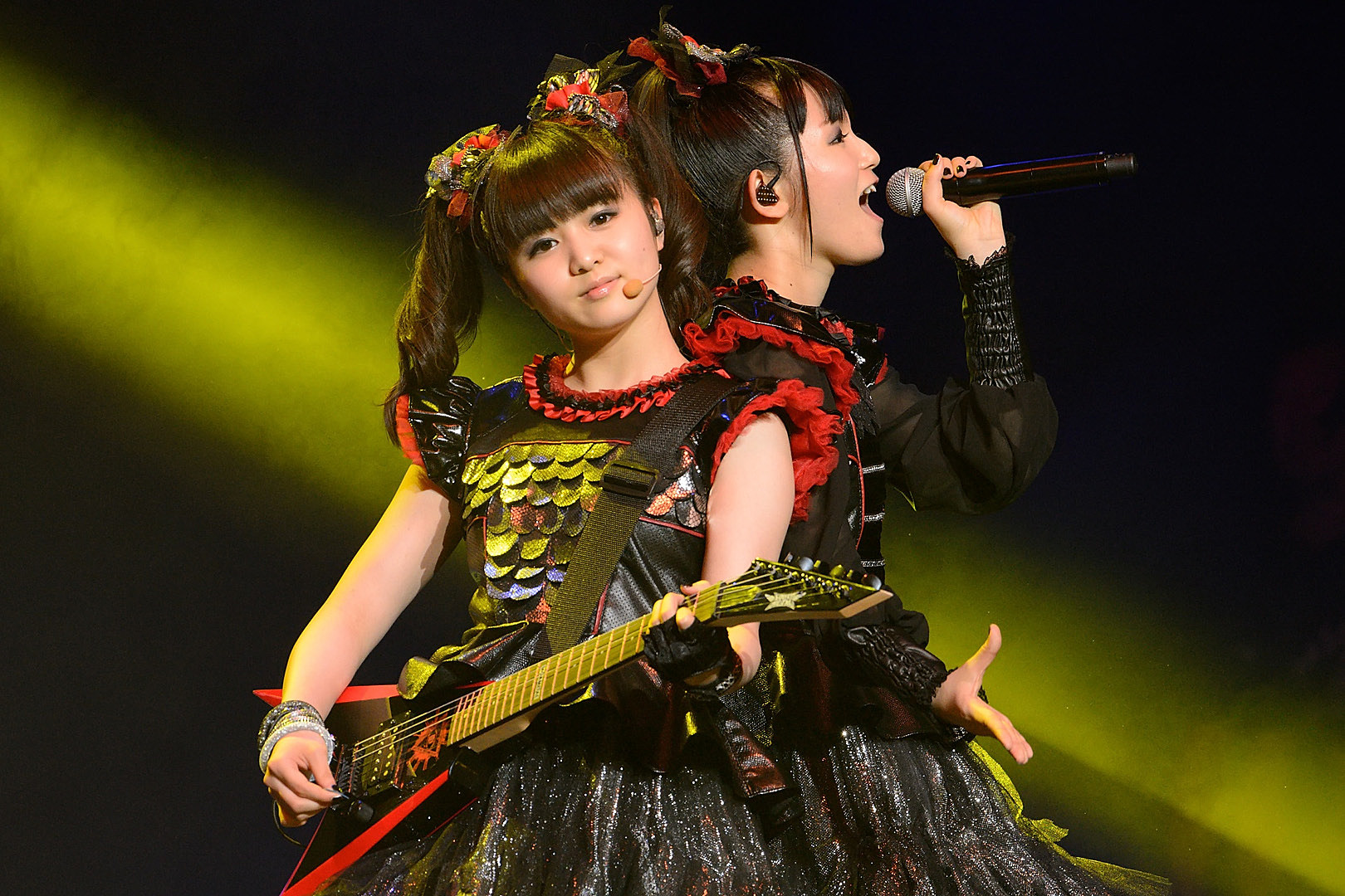 Babymetal Announce First U.S. Arena Headline Show, Tease May Single