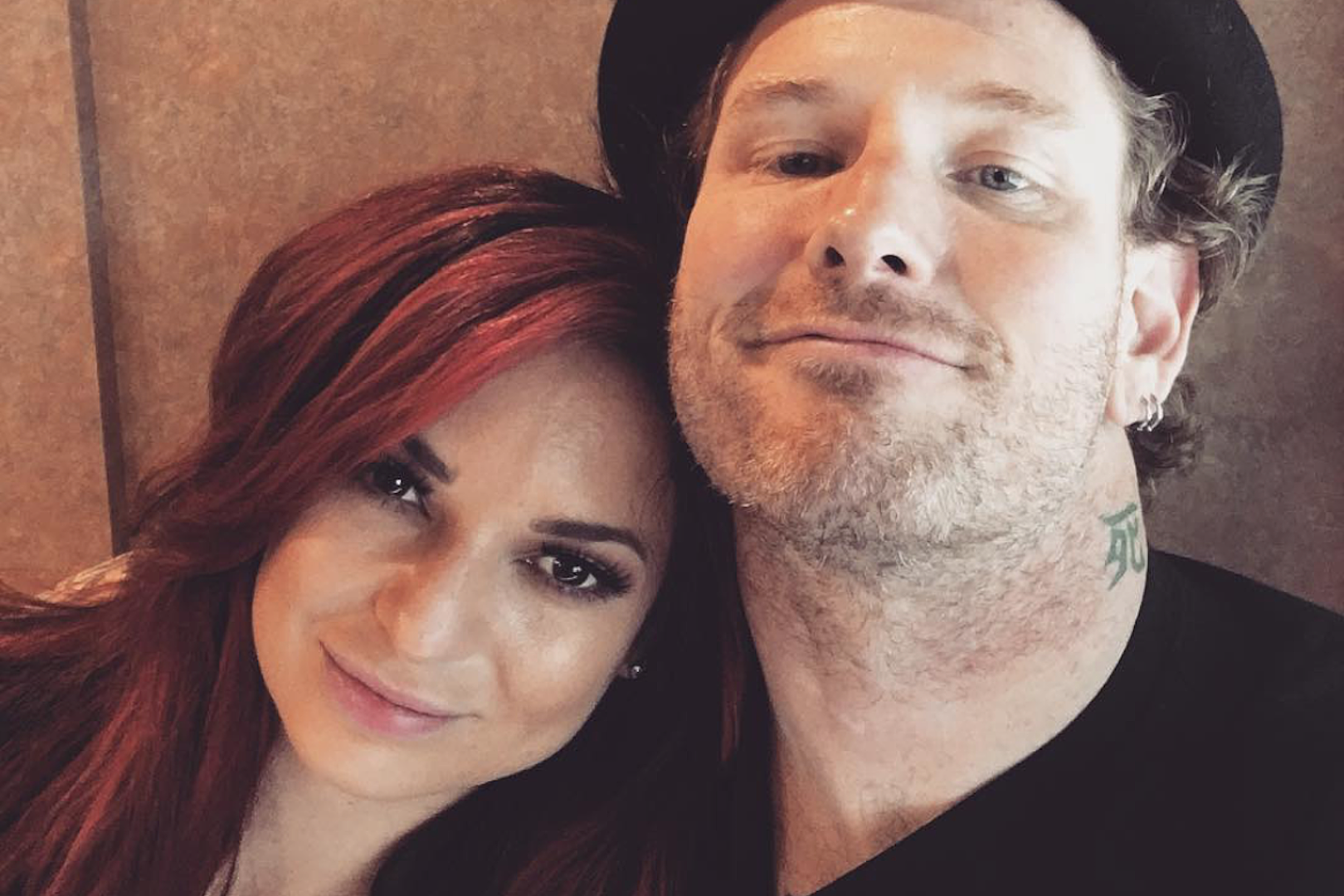 Corey Taylor Is Engaged To Alicia Dove