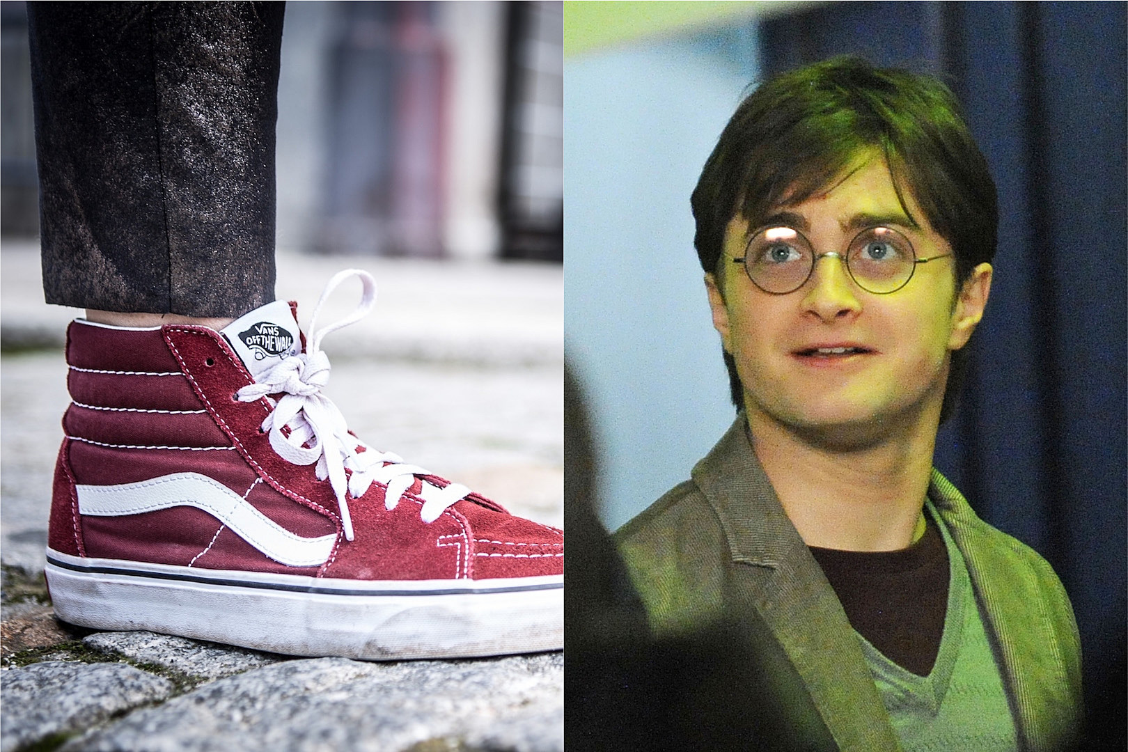 A 'Harry Potter' Collaboration with Vans Shoes Is Coming Soon