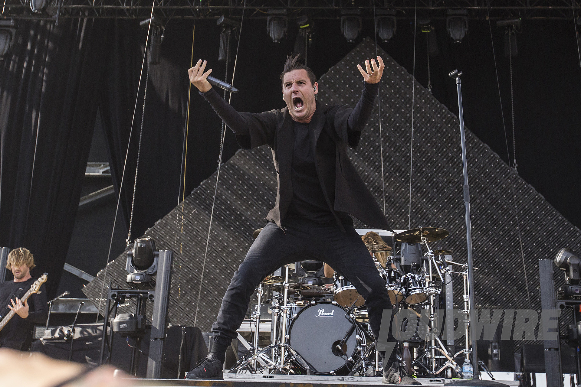Parkway Drive's Winston McCall: I'd Rather Be an Underdog Than Over-Hyped