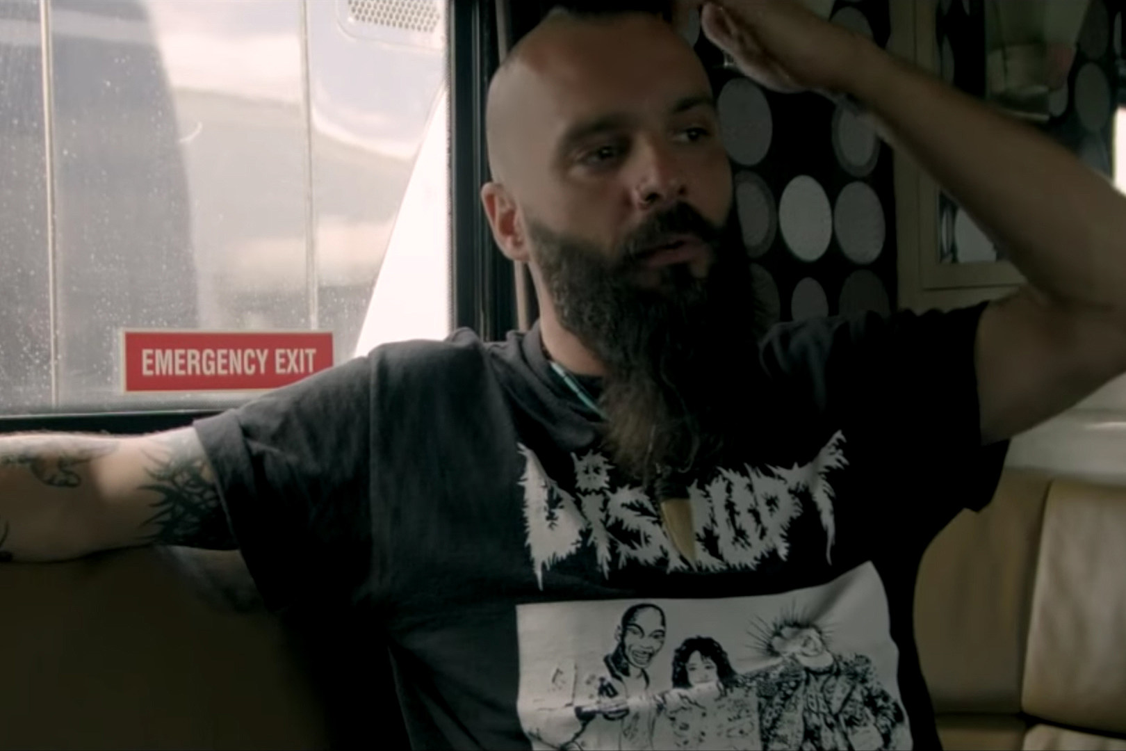 Killswitch Engage's Jesse Leach: 'Knowing That I'm Not Alone' Helps With Mental Health
