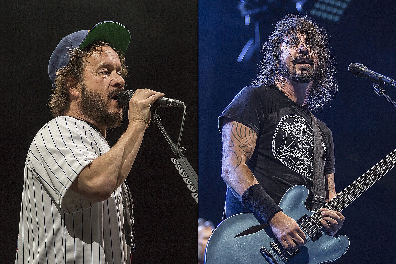 Pauly Shore Joins Foo Fighters Onstage for Weird, Wonderful Tribute to Comedian's Late Father