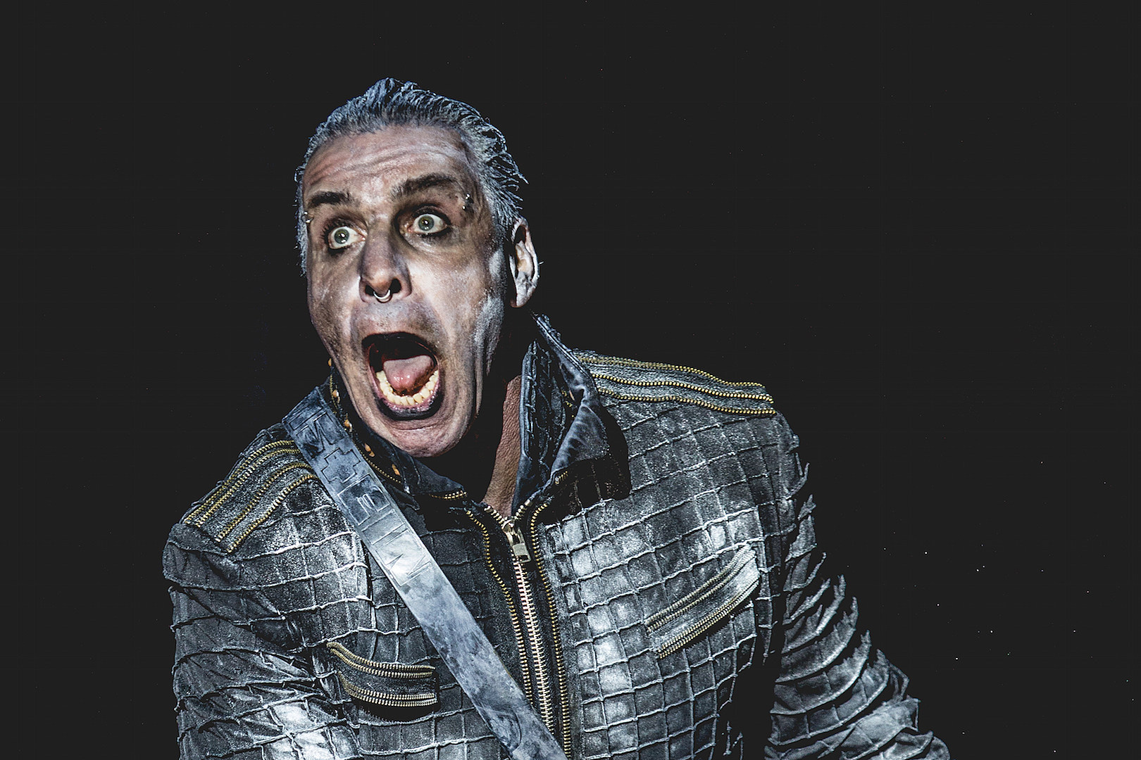 Listen to Rammstein's Self-Titled Album Now