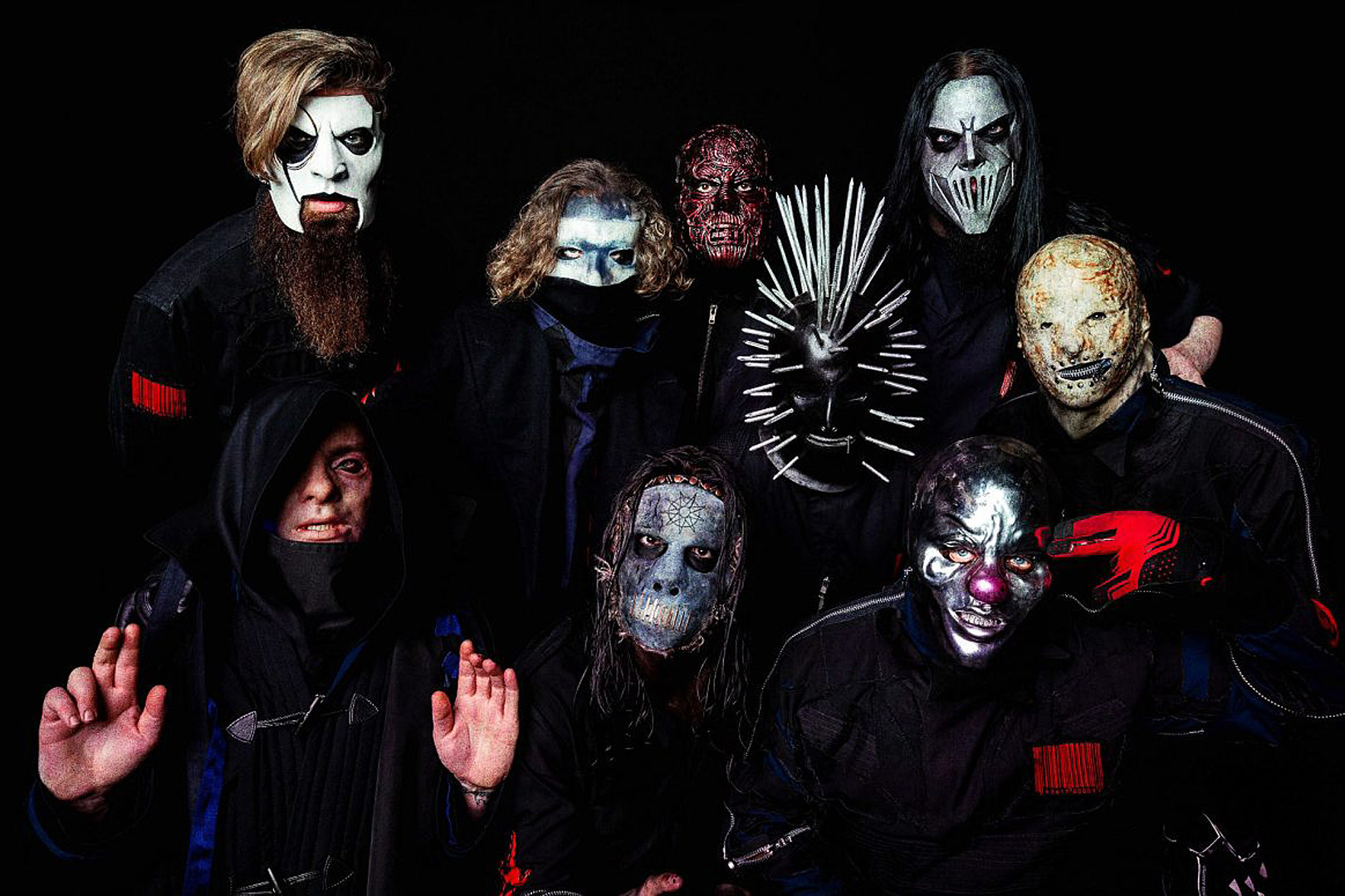 Slipknot: Set List + Video From First Full 2019 Show