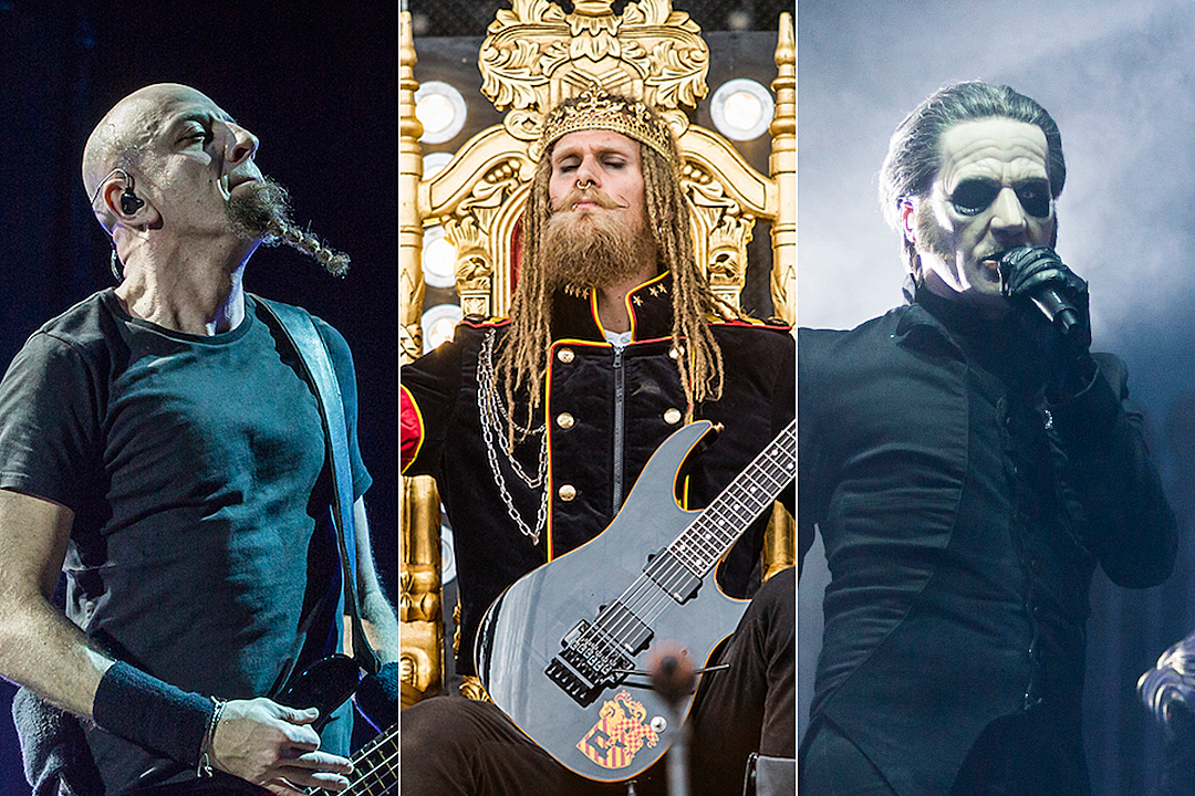 System of a Down, Ghost, Halestorm + More: Sonic Temple 2019