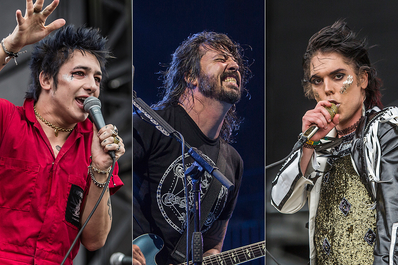 Foo Fighters, The Struts, Palaye Royale + More: Sonic Temple