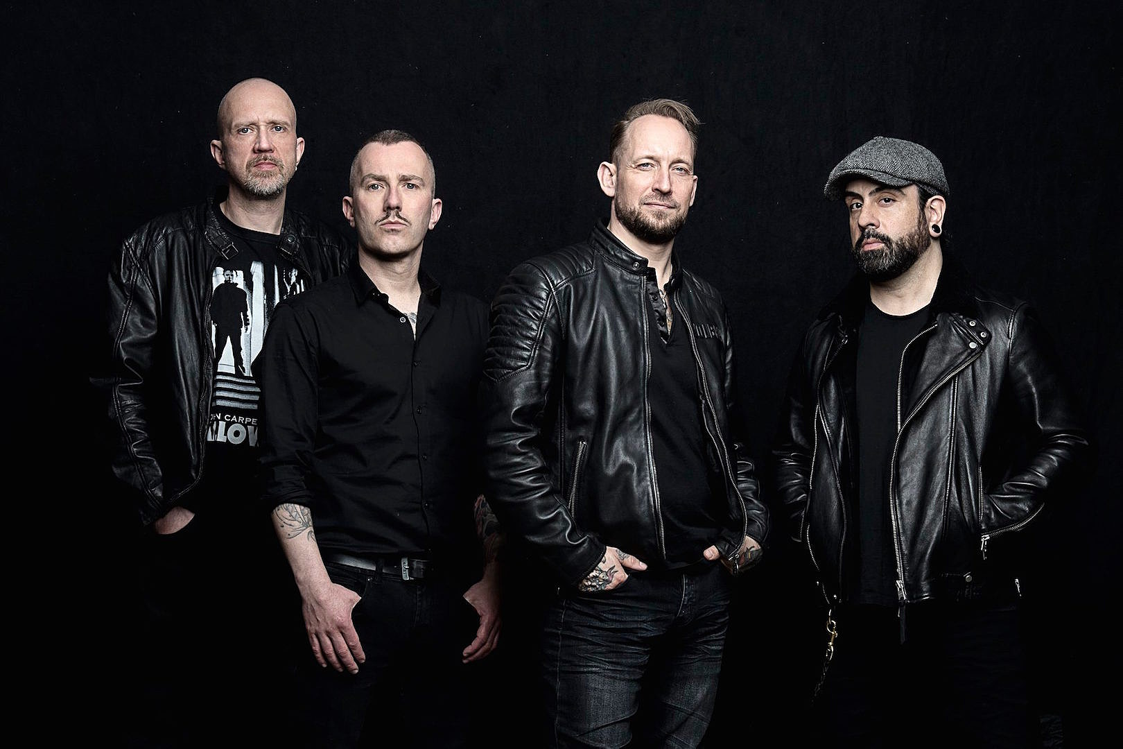 Volbeat Shine Light on 'Last Day Under the Sun' Video