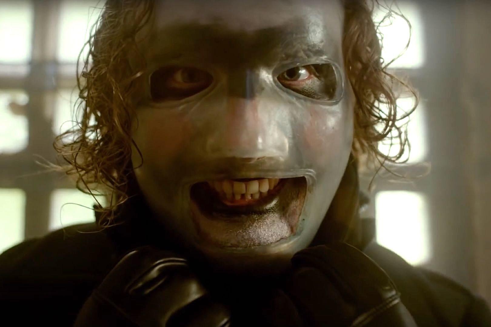 Horror FX Legend Tom Savini Explains Creating Corey Taylor's New Slipknot Mask