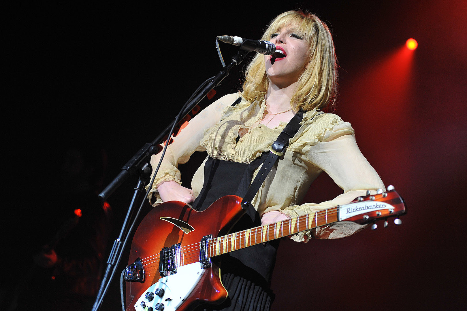 Listen to Courtney Love's '90s-Focused 'Mother' Song From Horror Soundtrack