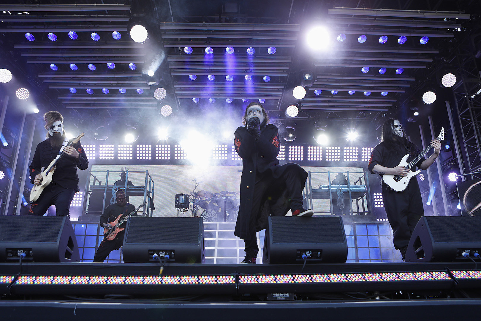 Slipknot's Iowa State Fair Show Had Less Arrests Than Country Concert