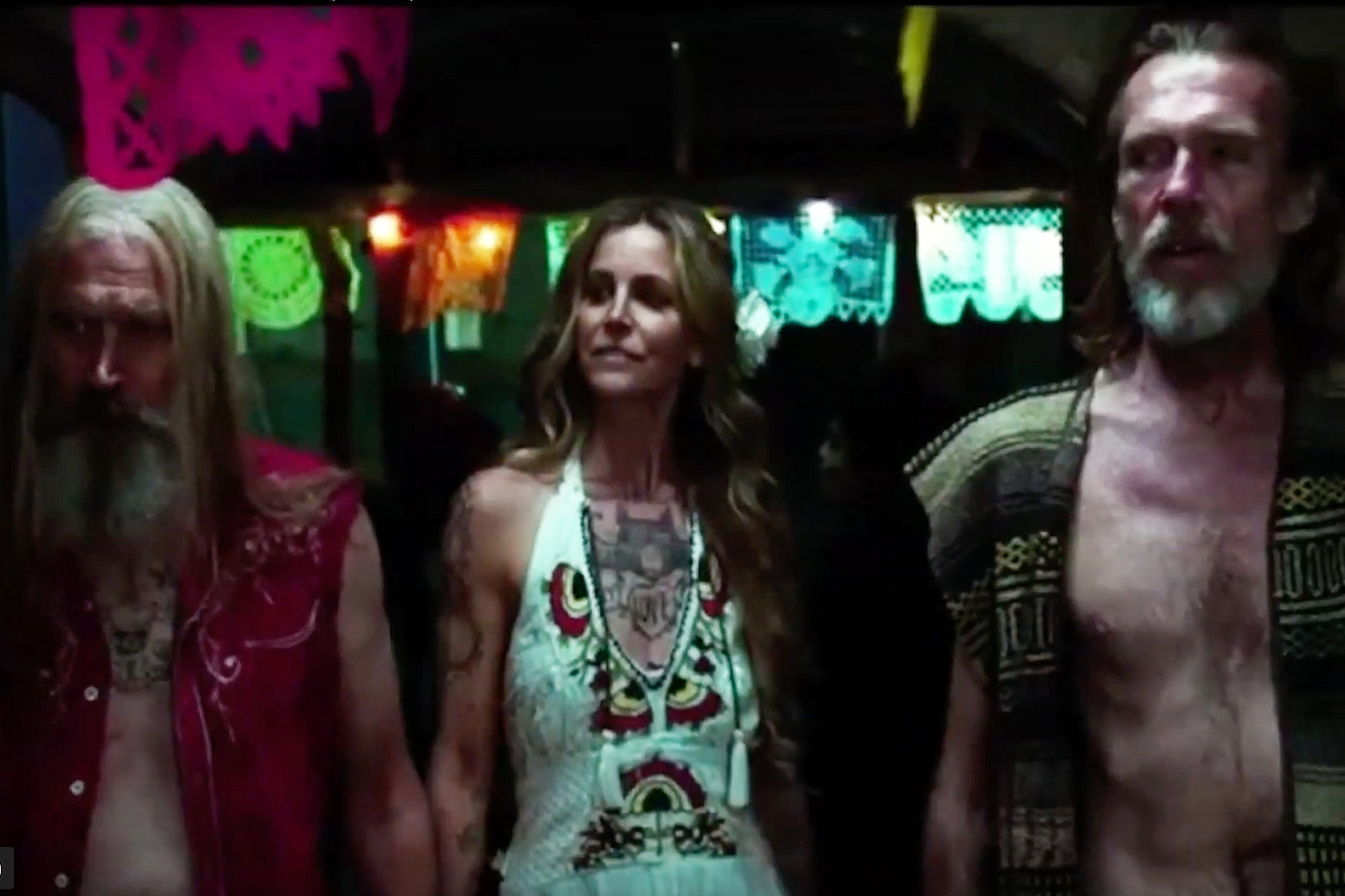 Watch the Horrific New Trailer for Rob Zombie's '3 From Hell'