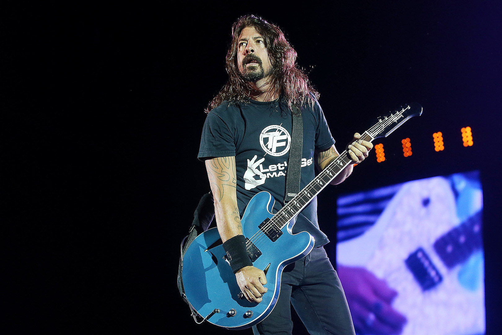 Foo Fighters Reschedule Remainder of 'The Van Tour'
