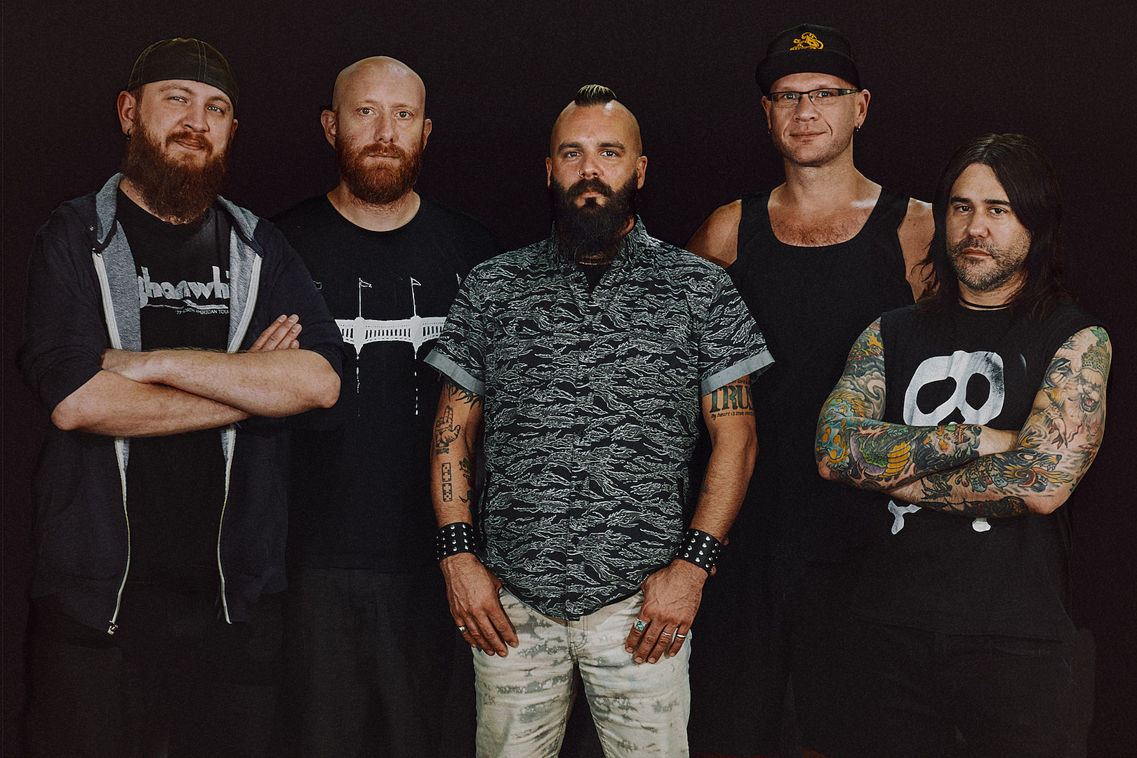 killswitch engage reportedly working - HD 1200×800
