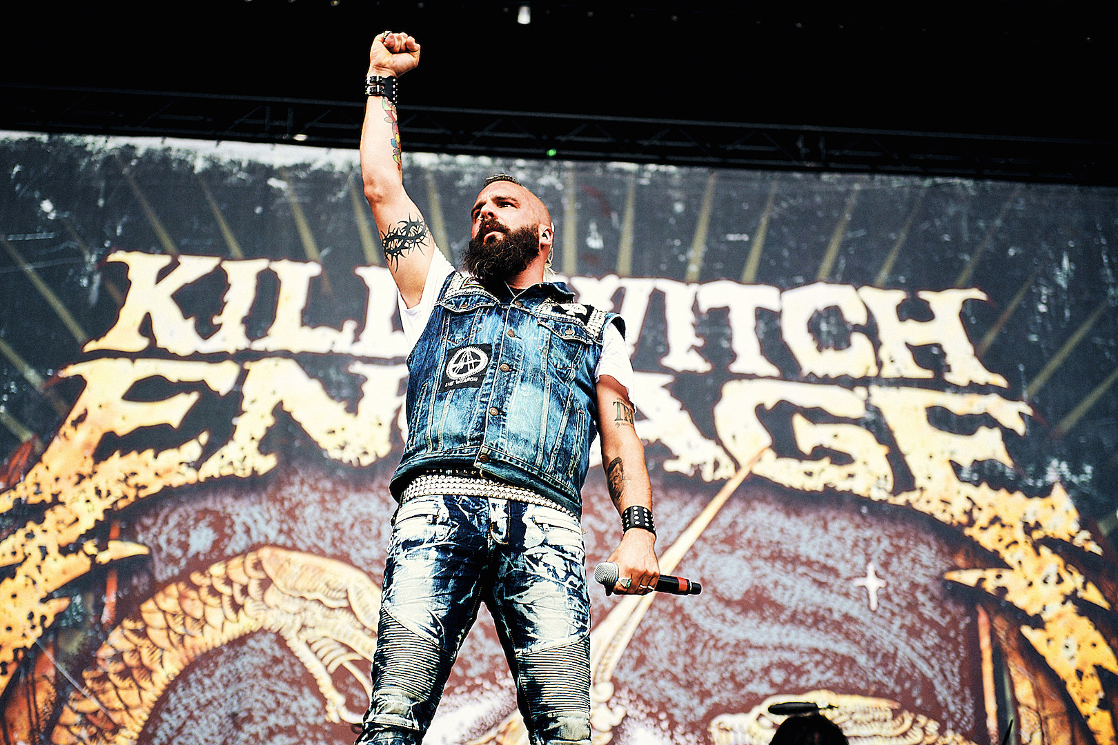 Killswitch Engage Release 'Unleashed,' Announce 'Atonement' Album