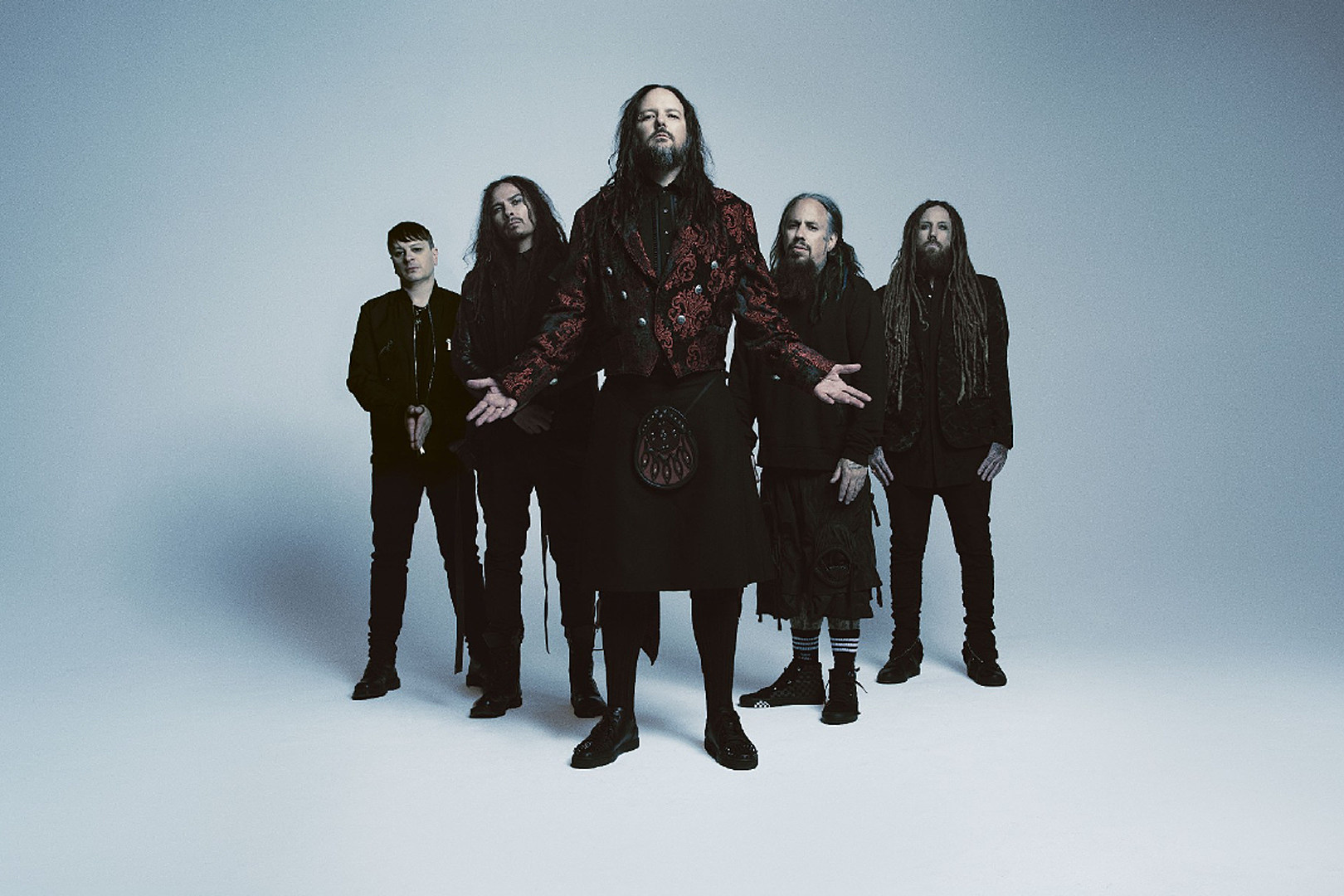 Korn Continue to Add Covers for Potential Covers Release
