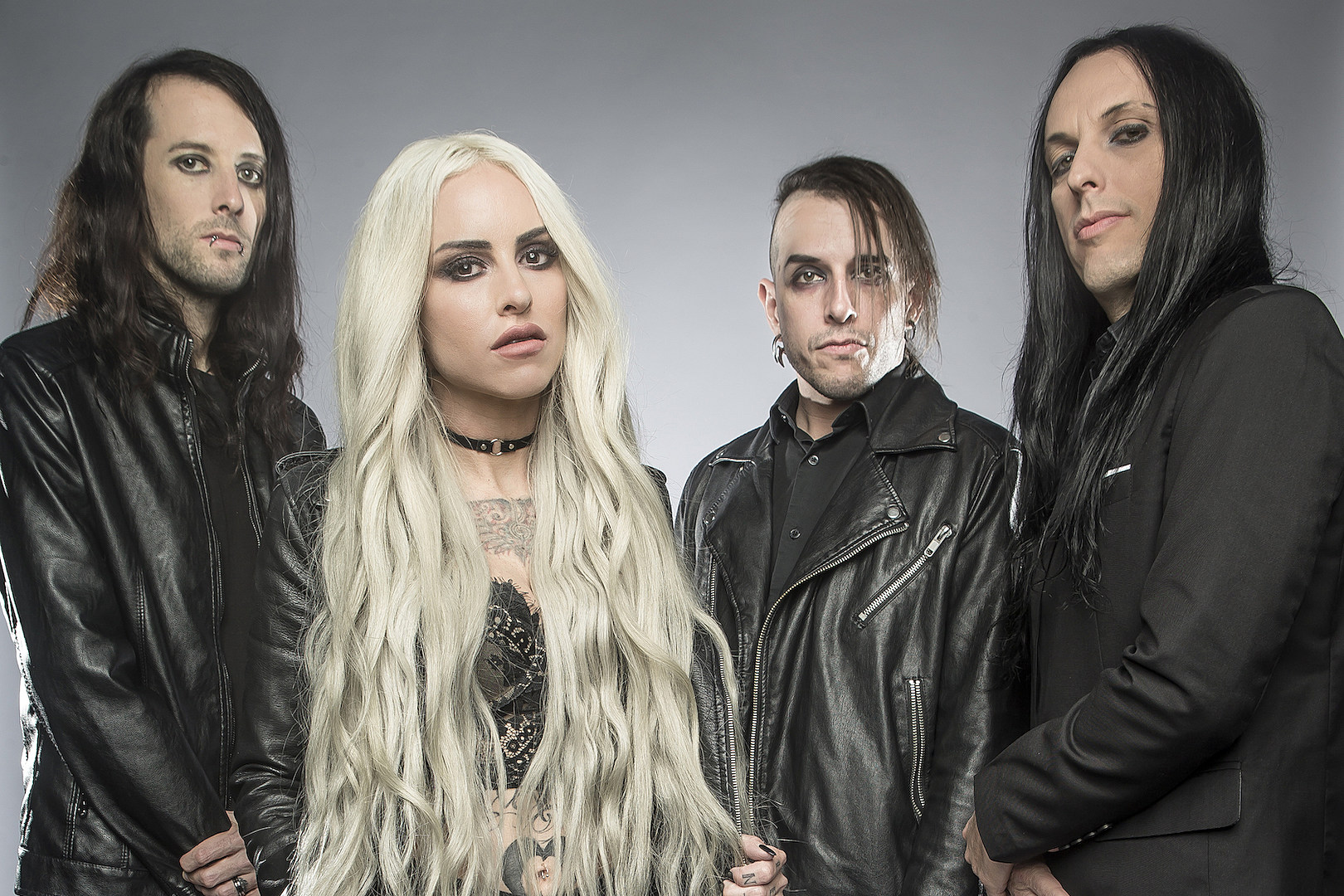 Stitched Up Heart to Put Out New Song Each Month Until Album Release
