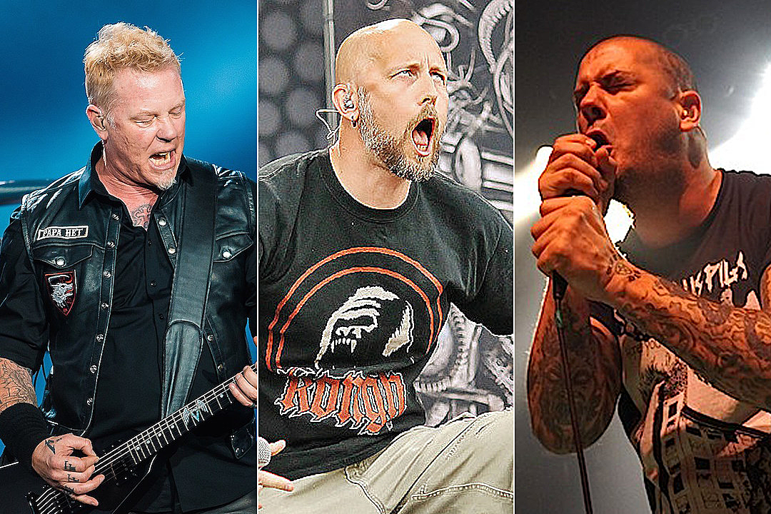 Metallica, Pantera + Alice in Chains Songs Covered in the Style of Meshuggah