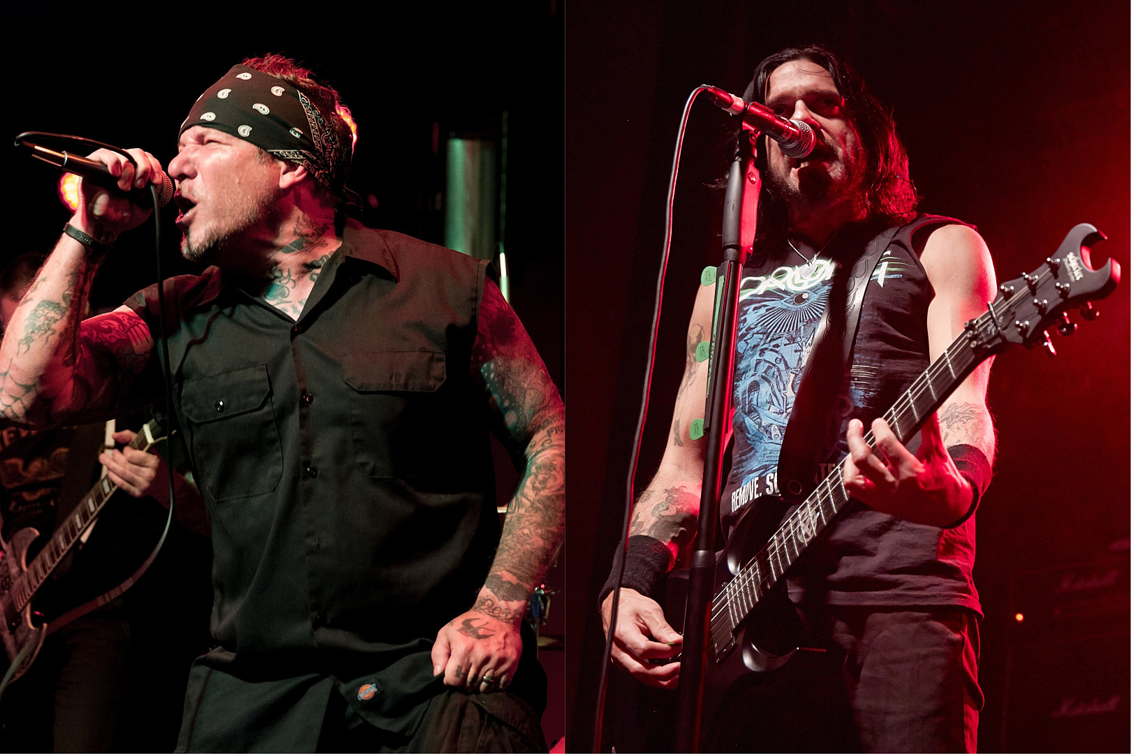 Agnostic Front + Prong Announce Fall 2019 North American Tour Dates