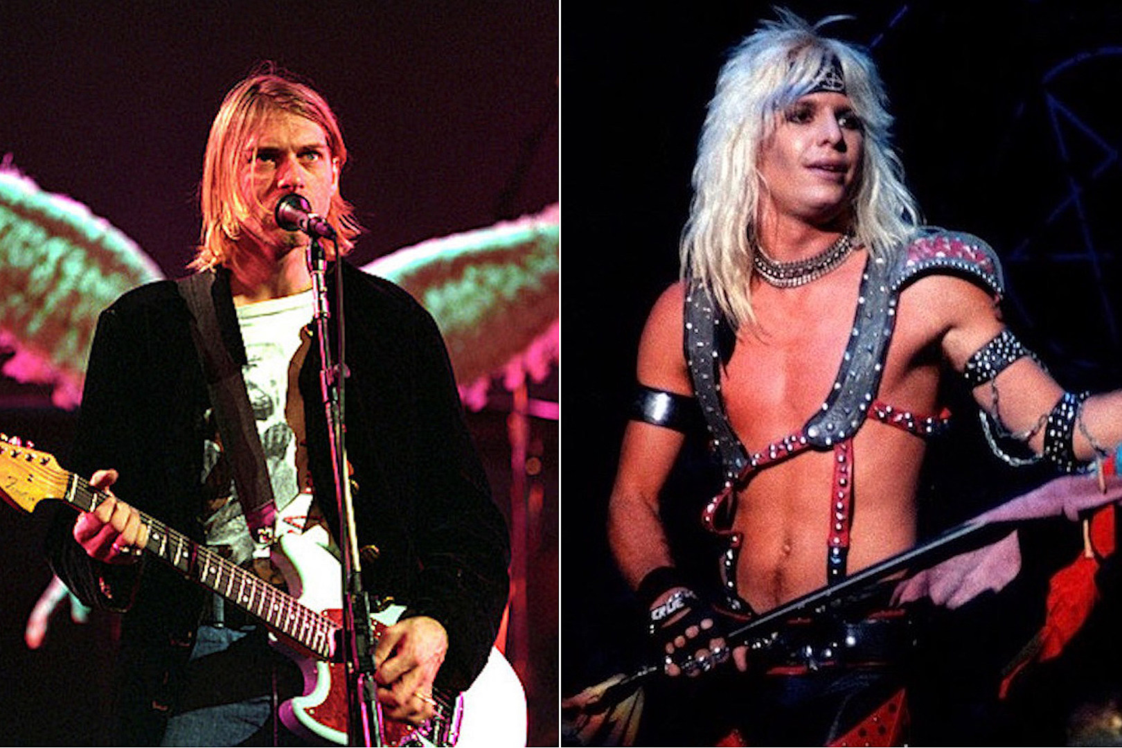 How Grunge Killed Hair Metal