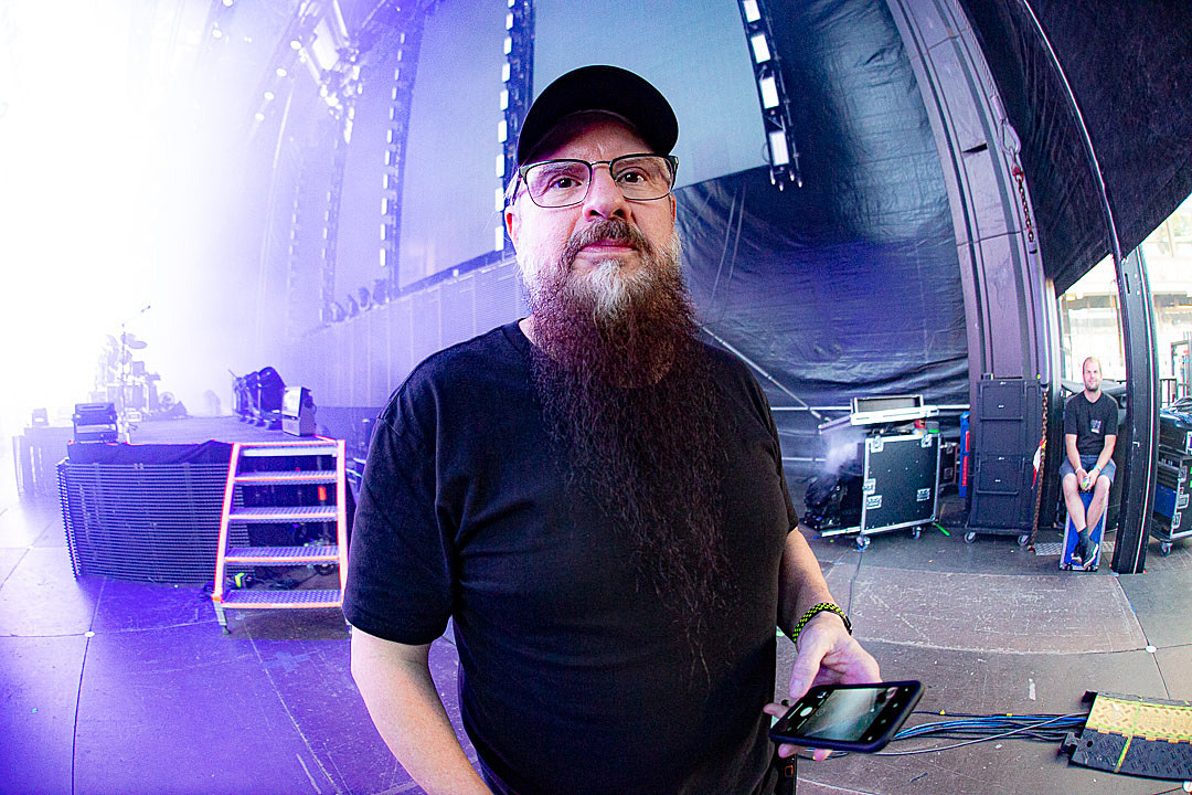 Pantera Tour Manager Guy Sykes: Getting It Done By Any Means Necessary