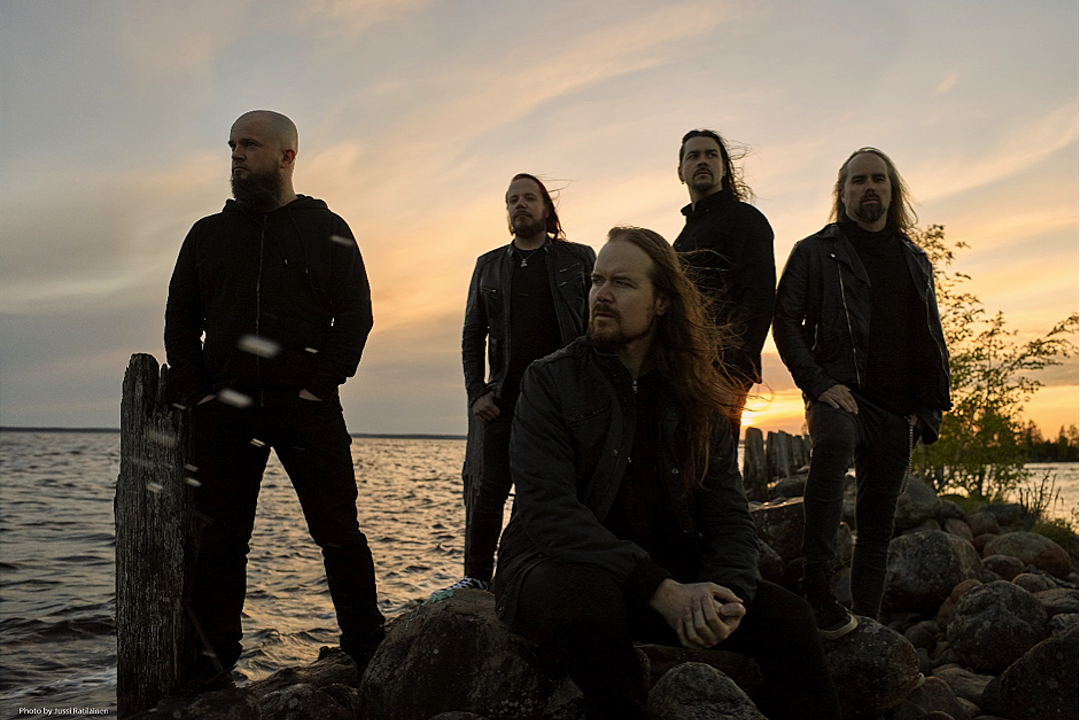 Insomnium Announce New Album 'Heart Like a Grave'