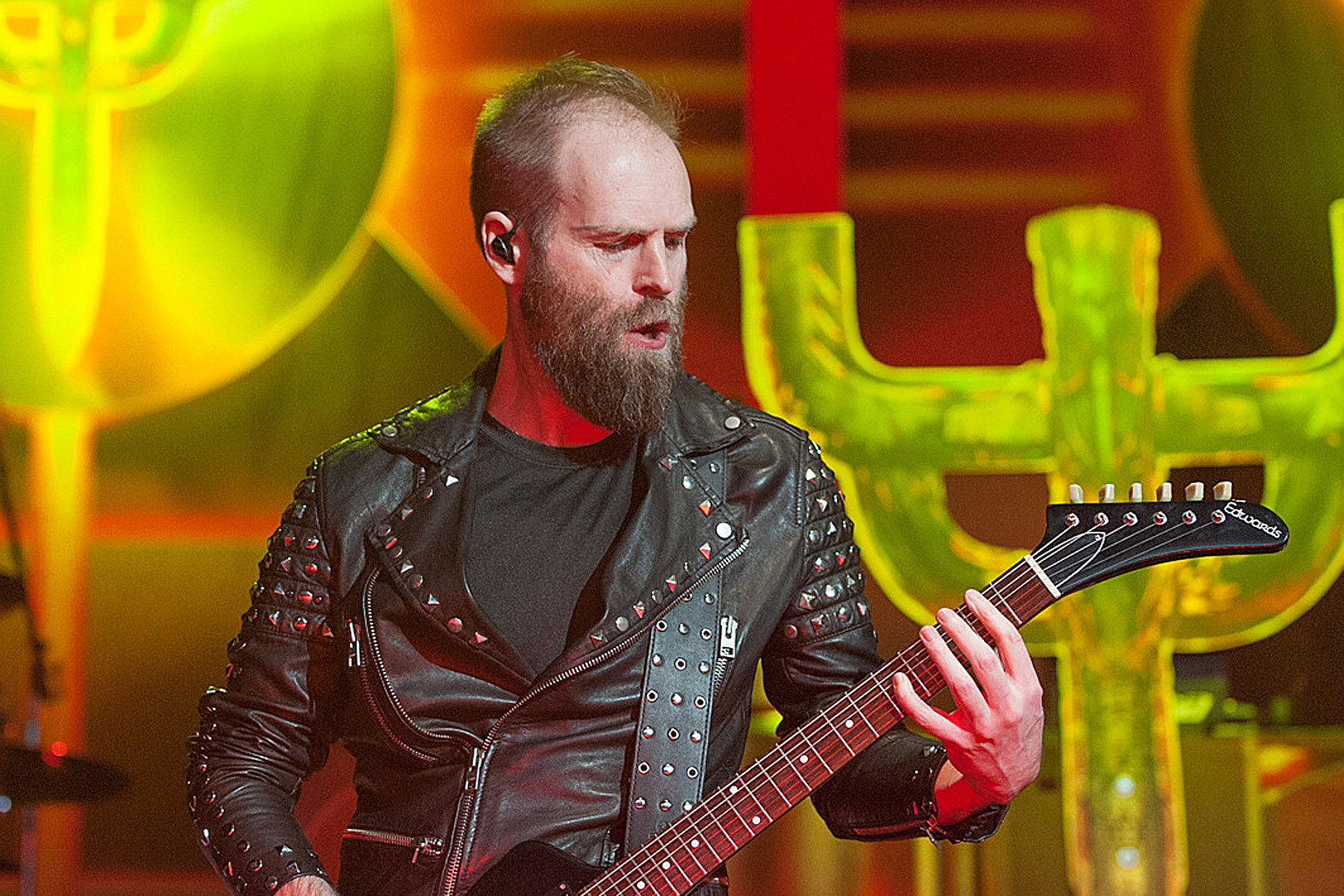 Judas Priest Guitarist Andy Sneap Receives Honorary Masters Degree From Derby University