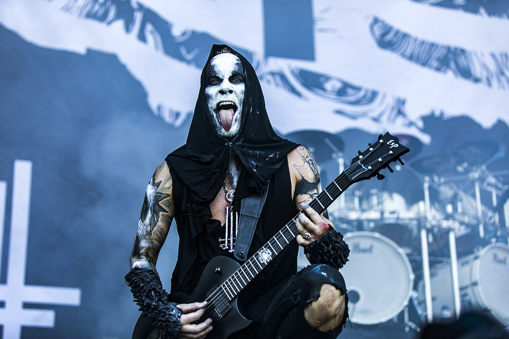 Behemoth Lied About Getting Kicked Out of YMCA for Religious Beliefs + Darkthrone Shirt