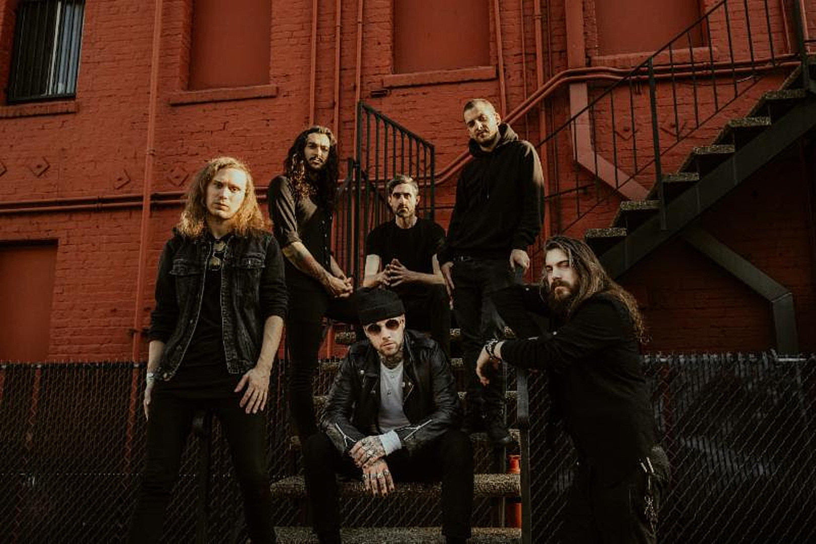 Betraying the Martyrs Drop Off Tour After Escaping Van Fire