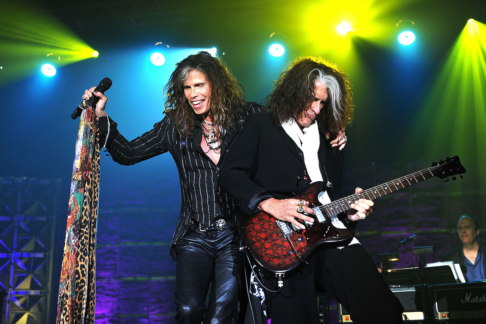 Aerosmith Book 50th Anniversary Hometown Show at Fenway Park