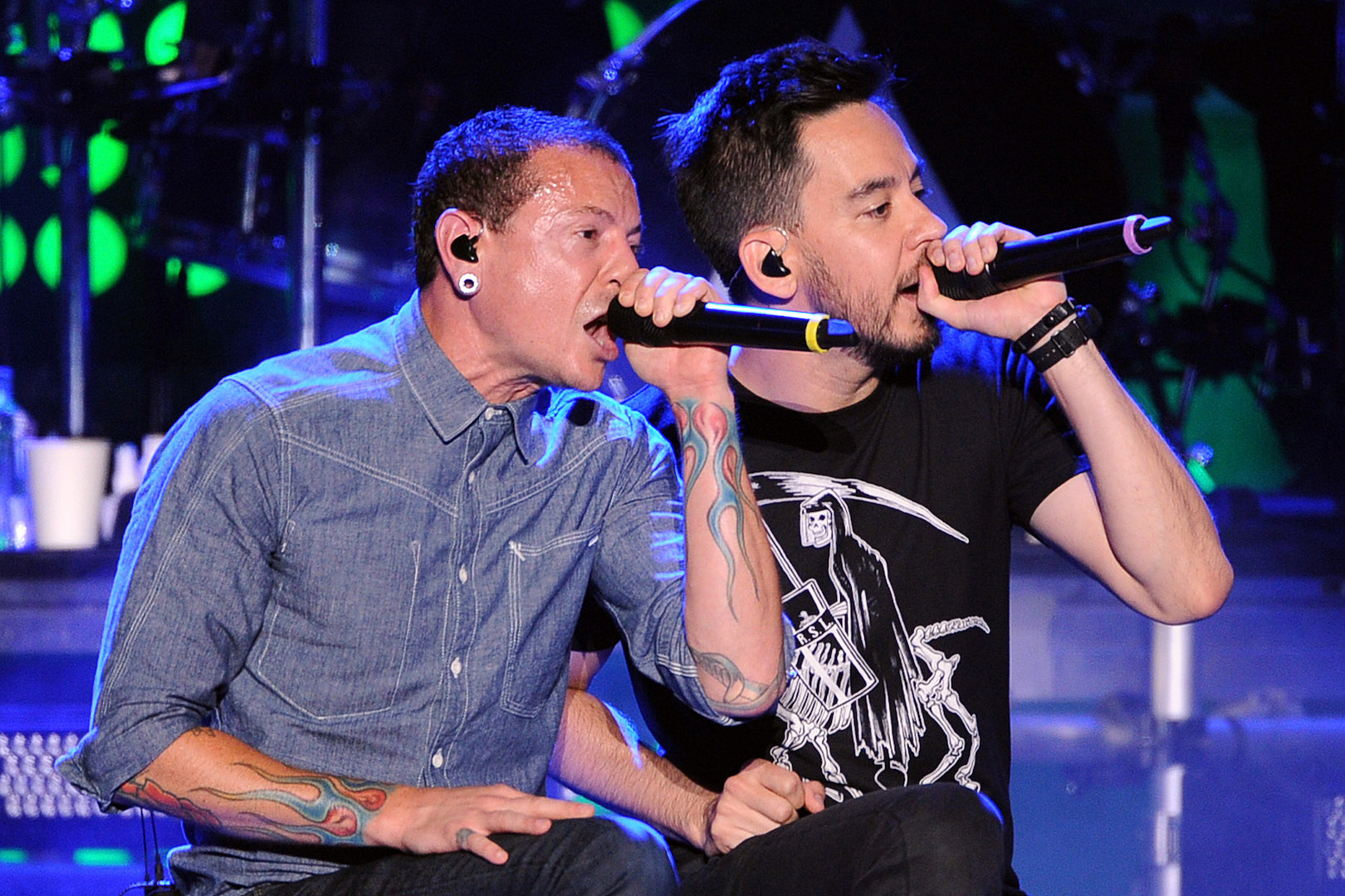 Linkin Park Fan Uses Band's Lyrics to Prevent Man From Jumping to Death