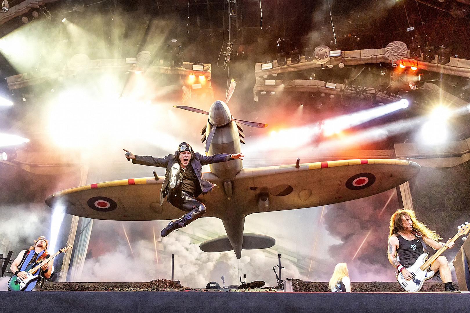 Iron Maiden Kick Off 2019 'Legacy of the Beast' Tour: Set List + Video