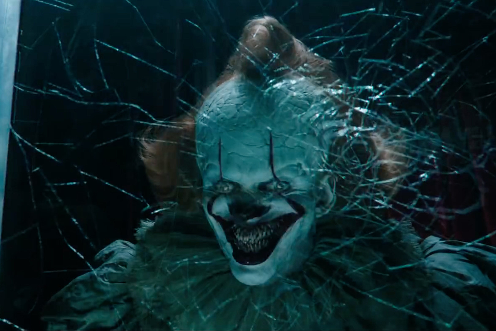 Pennywise Back for More Scares in 'It: Chapter Two' Trailer