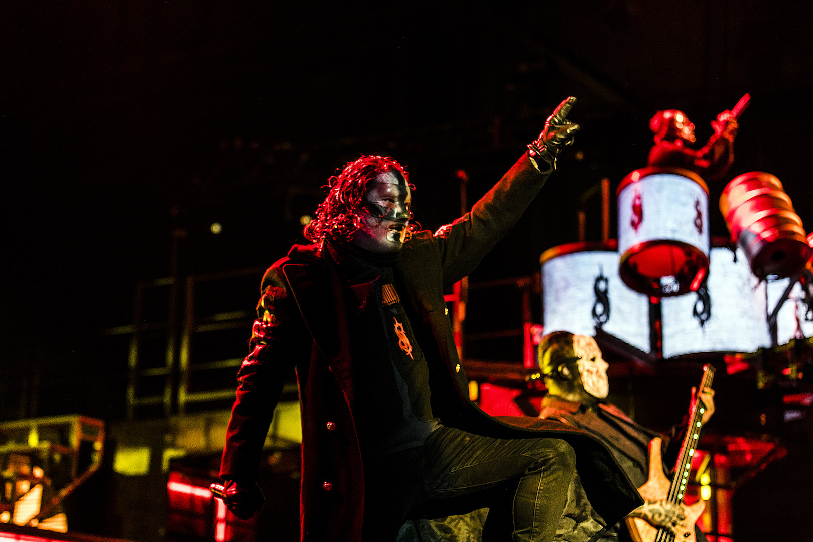 Slipknot's 'We Are Not Your Kind' First Metal Album to Hit No. 1 in the UK Since 2015