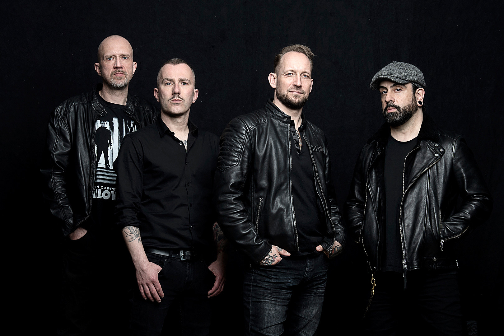 Volbeat + Gary Holt Stay Young With 'Cheapside Sloggers' Video
