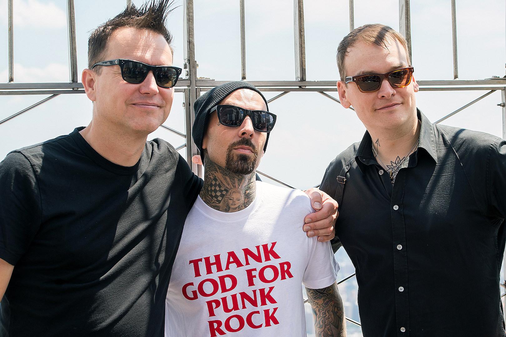 Blink-182 Confirm Album Release Date on 'Good Morning America'