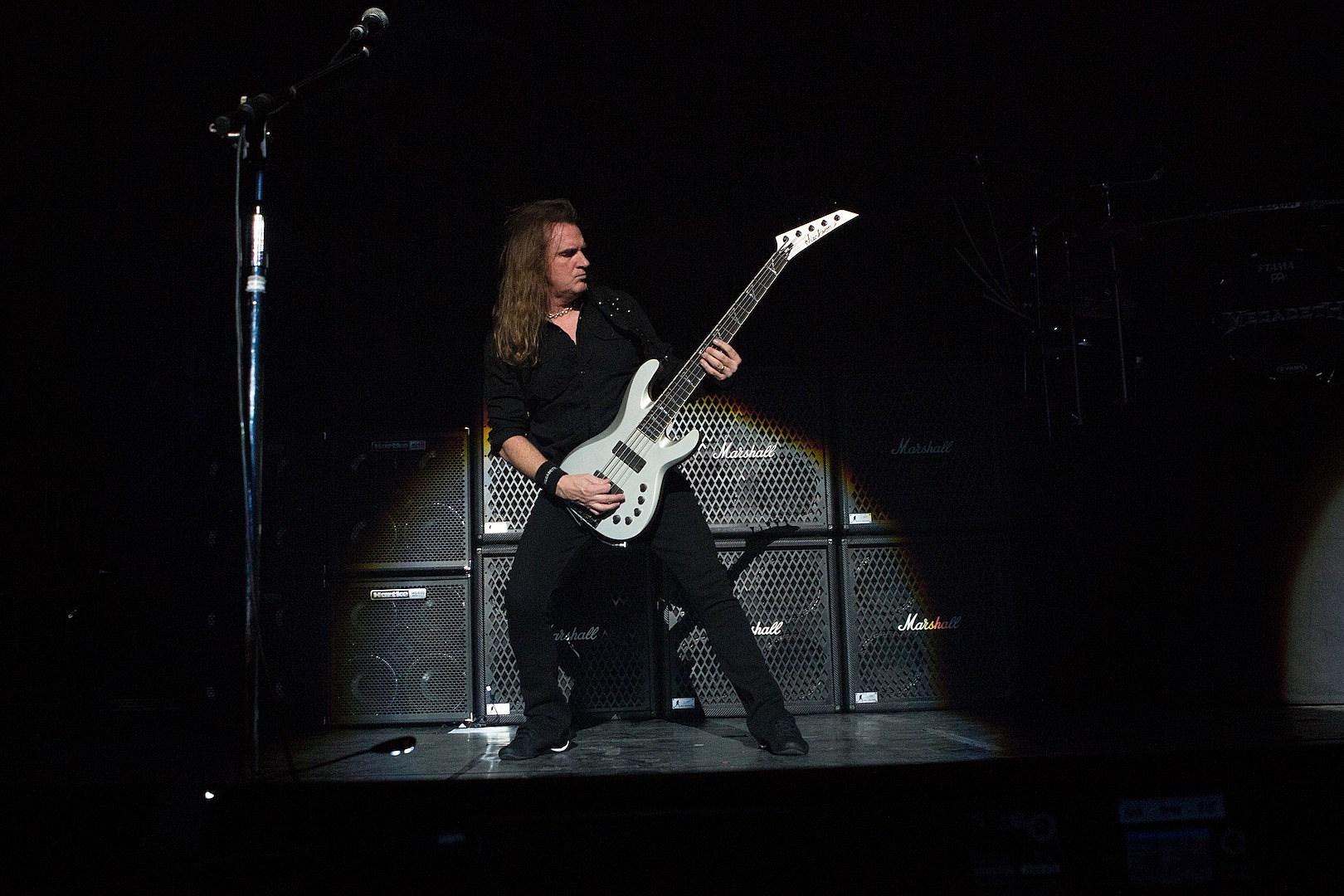Megadeth's David Ellefson Was 'Not a Big Fan of the Ozzy Years' of Black Sabbath