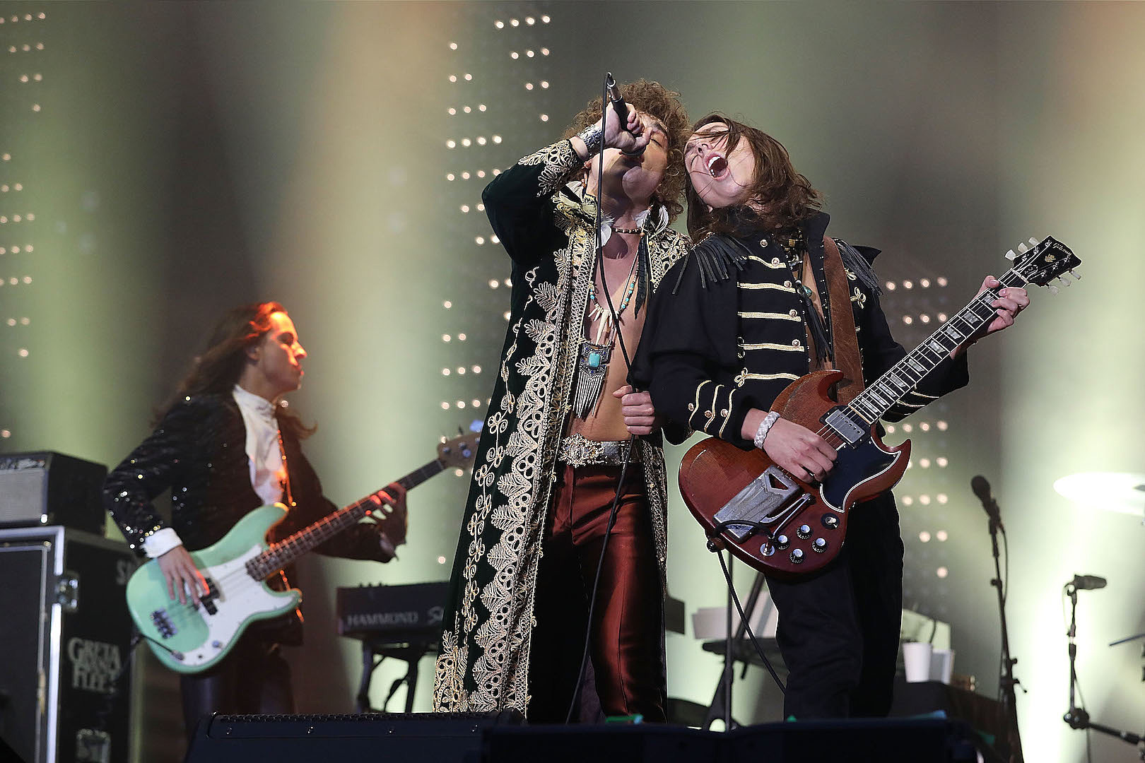 Greta Van Fleet 'Working on Something Quite Different' for Second Album