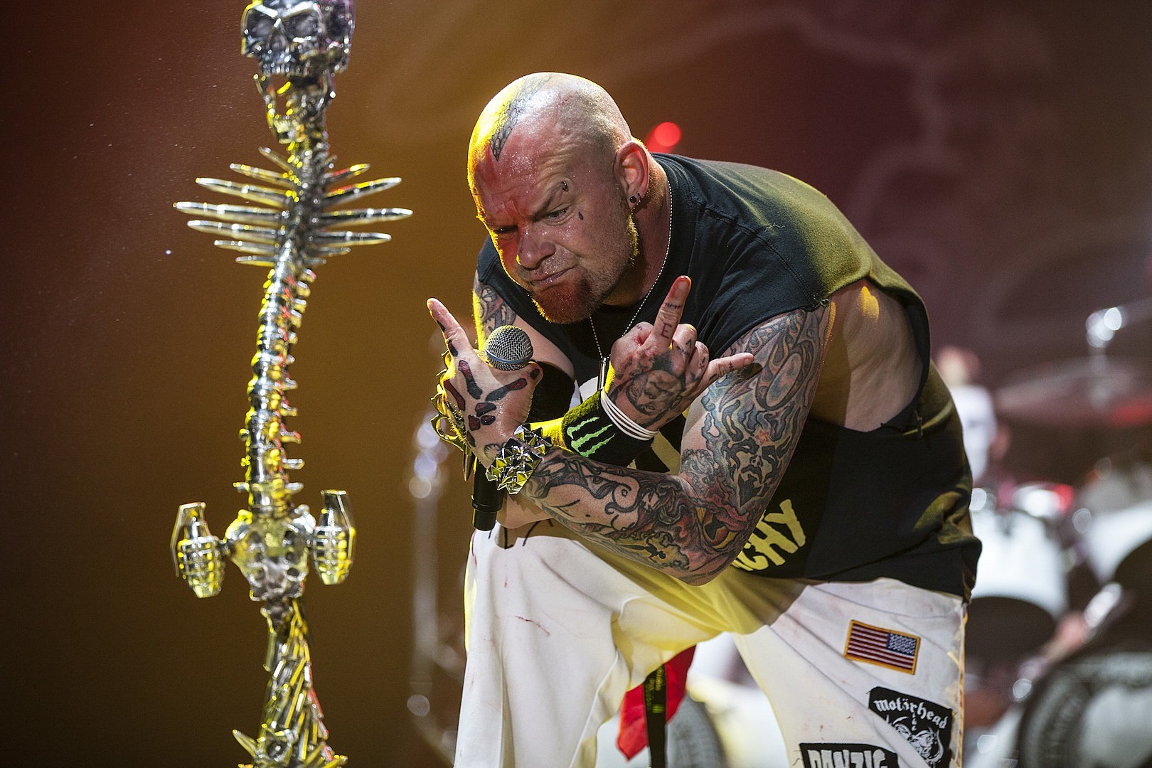 Ivan Moody Hoping For New Five Finger Death Punch Album in Early 2020